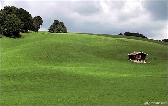 La Vallée de Joux (Suisse)