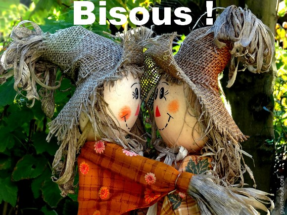 Bisous !