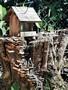 Cabane au bord de l'abîme